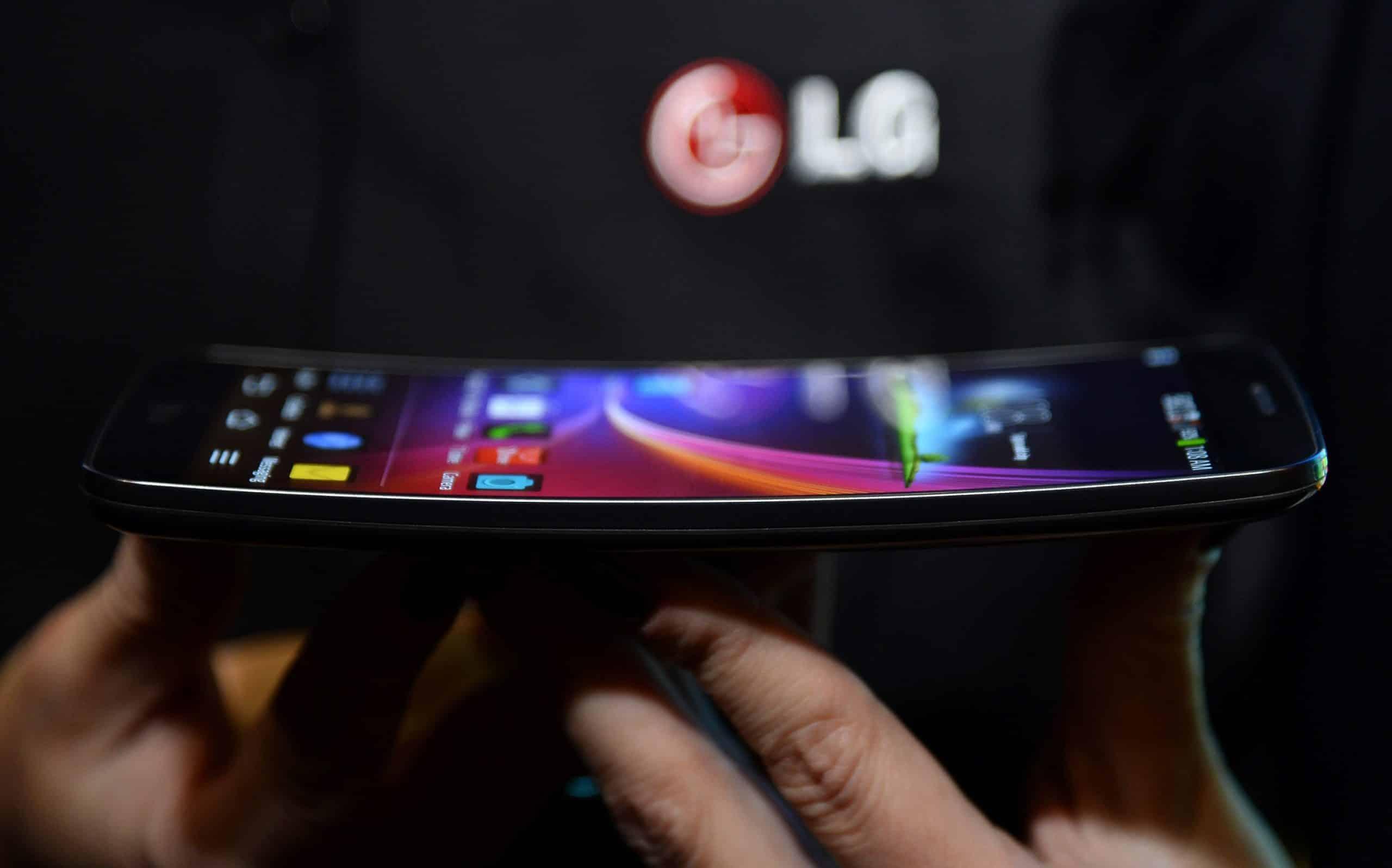 Nouveau smartphone LG