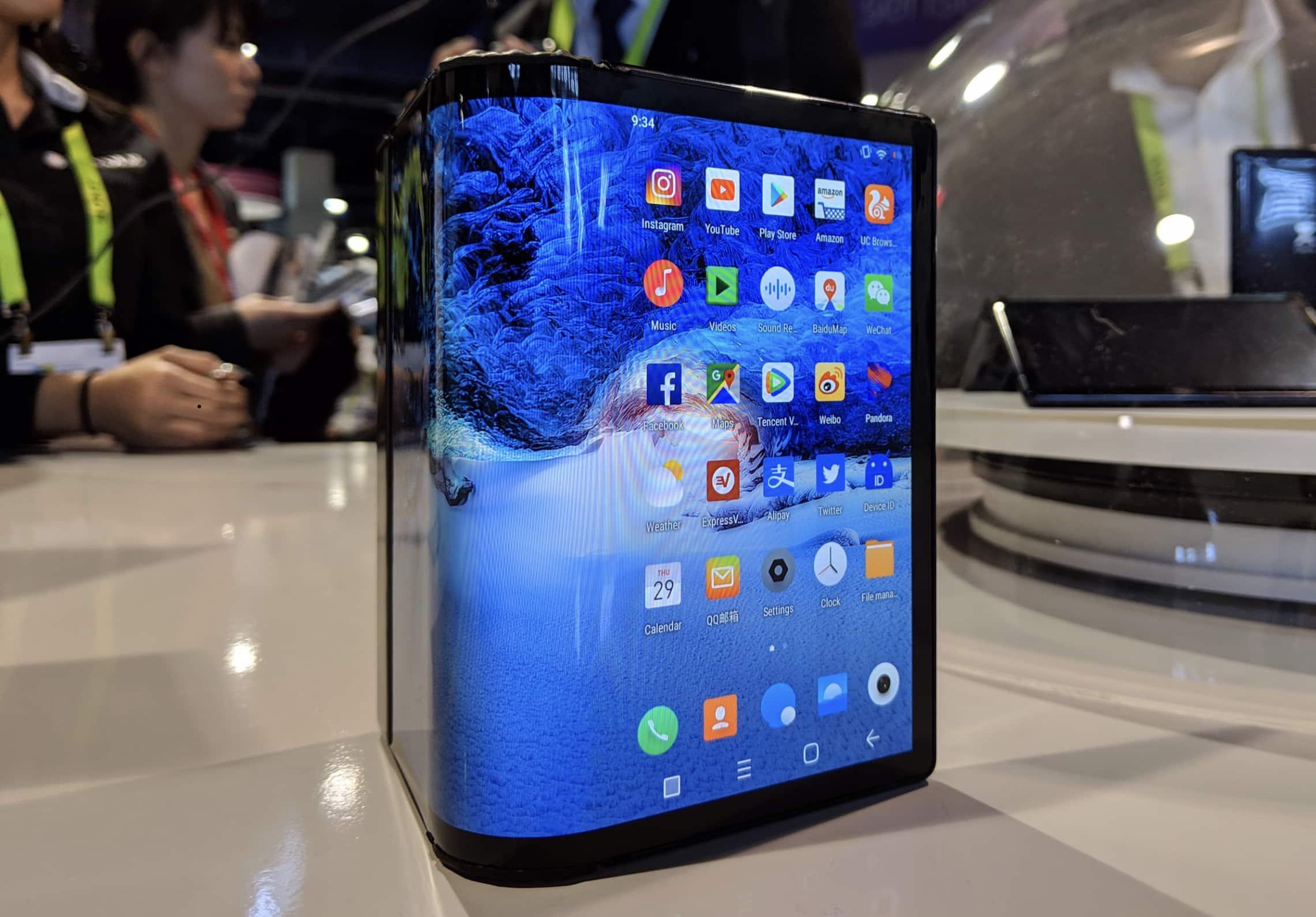 Nouveauté du fabricant Samsung