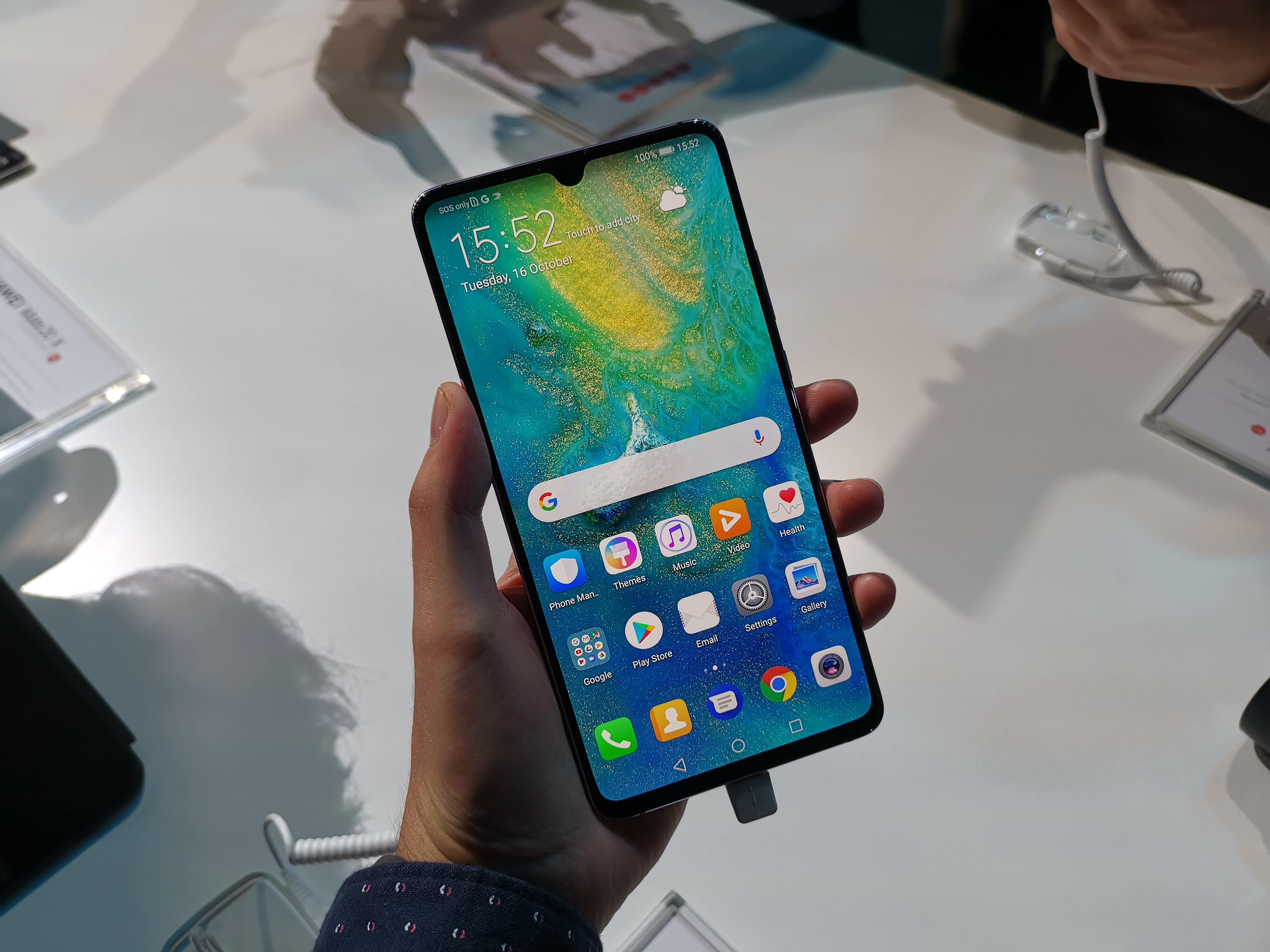 Nouveauté de Huawei