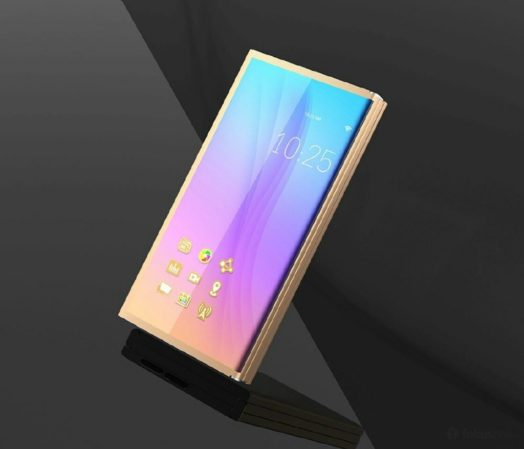 Smartphone en conception par OPPO