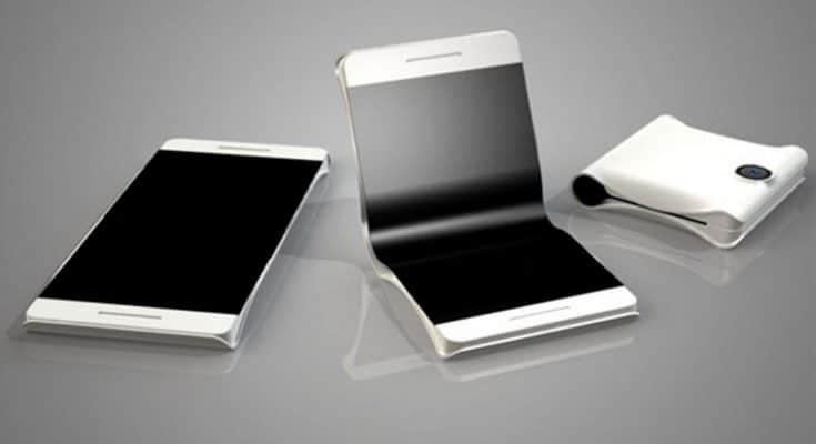 Des modèles de smartphones pliables