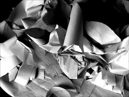 Destructeur papier
