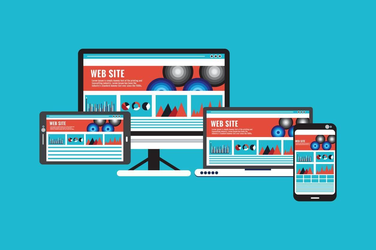 hiérarchie visuelle webdesign