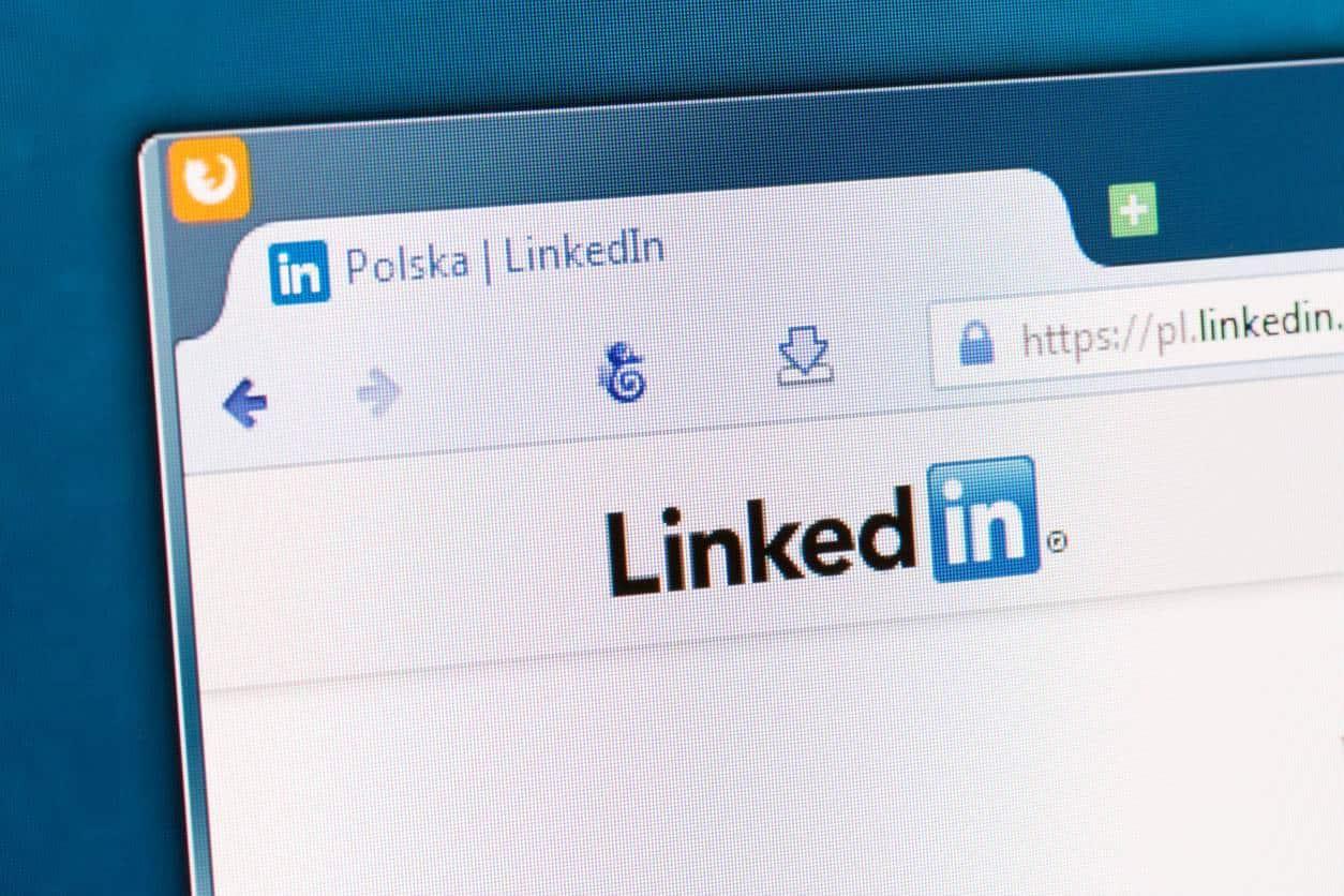 surcouche Messagerie LinkedIn