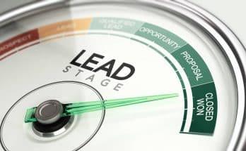 création d'une stratégie de lead nurturing