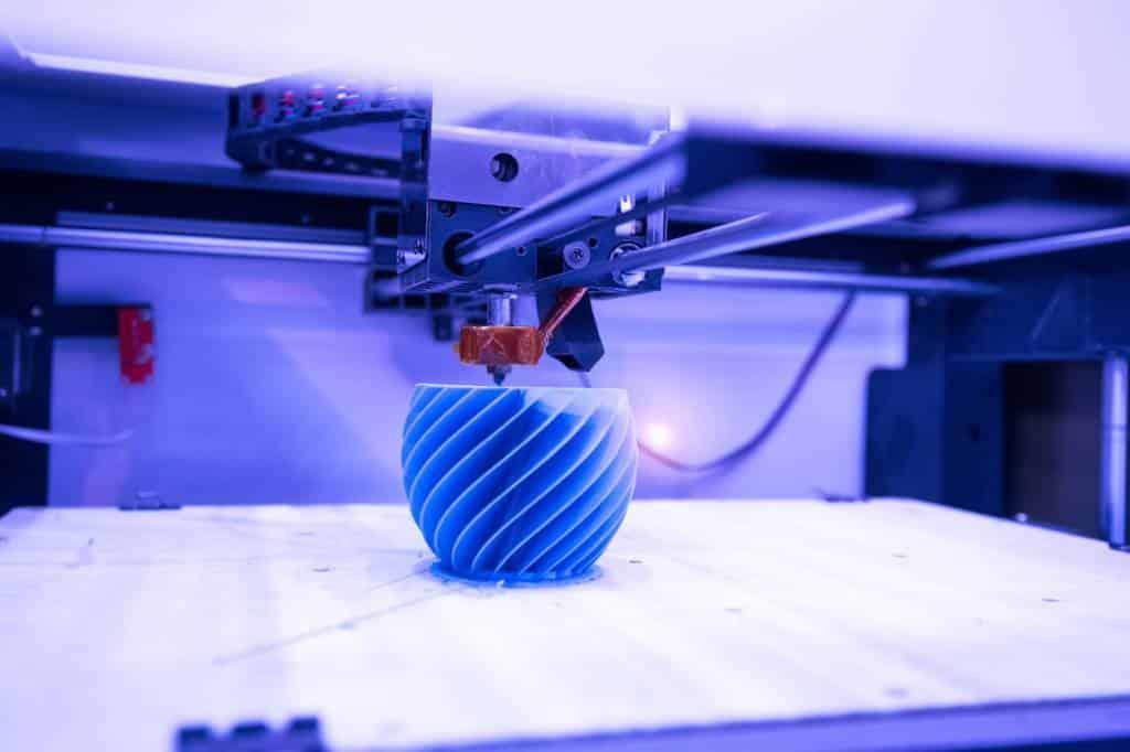 Imprimantes 3D technique frittage